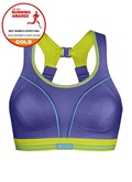 Shock Absorber Purple Ultimate Run Bra